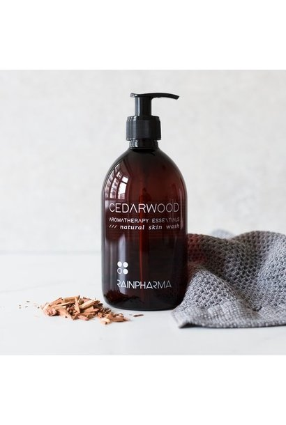 Skin Wash Cedarwood