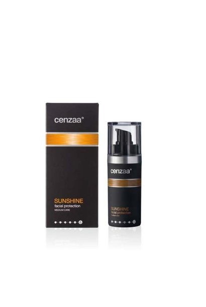 Cenzaa Sunshine Facial Protection Medium