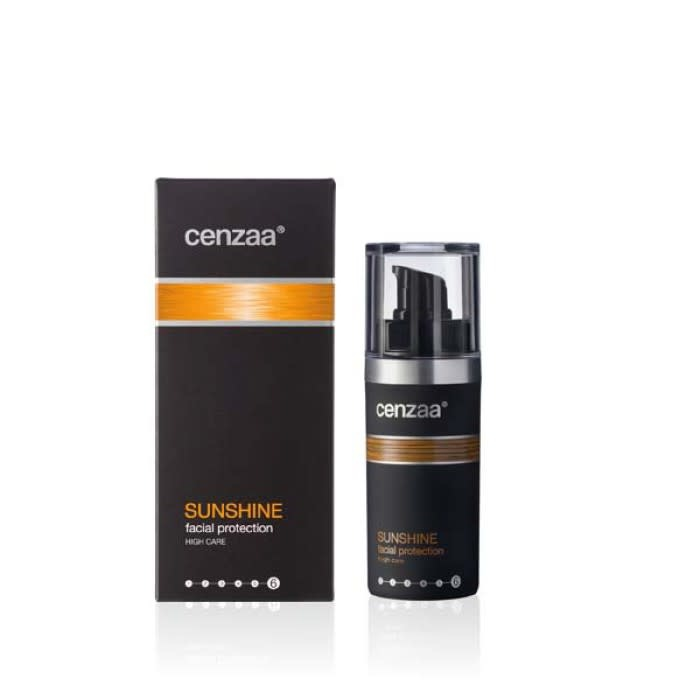 Cenzaa Sunshine Facial Protection High Care-1
