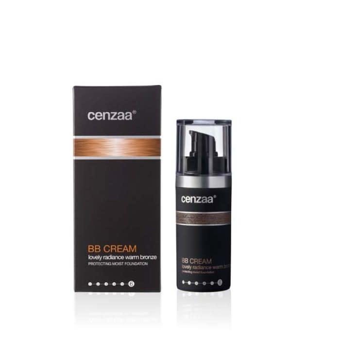 Cenzaa Lovely Radiance BB-Cream - warm bronze-1