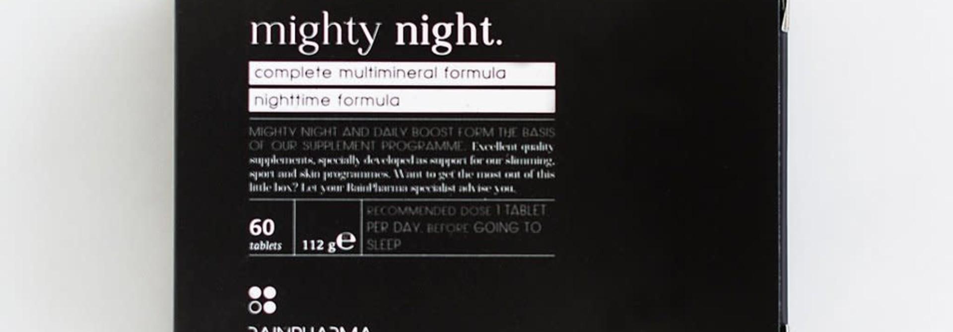 Mighty Night Muli-Vitamine