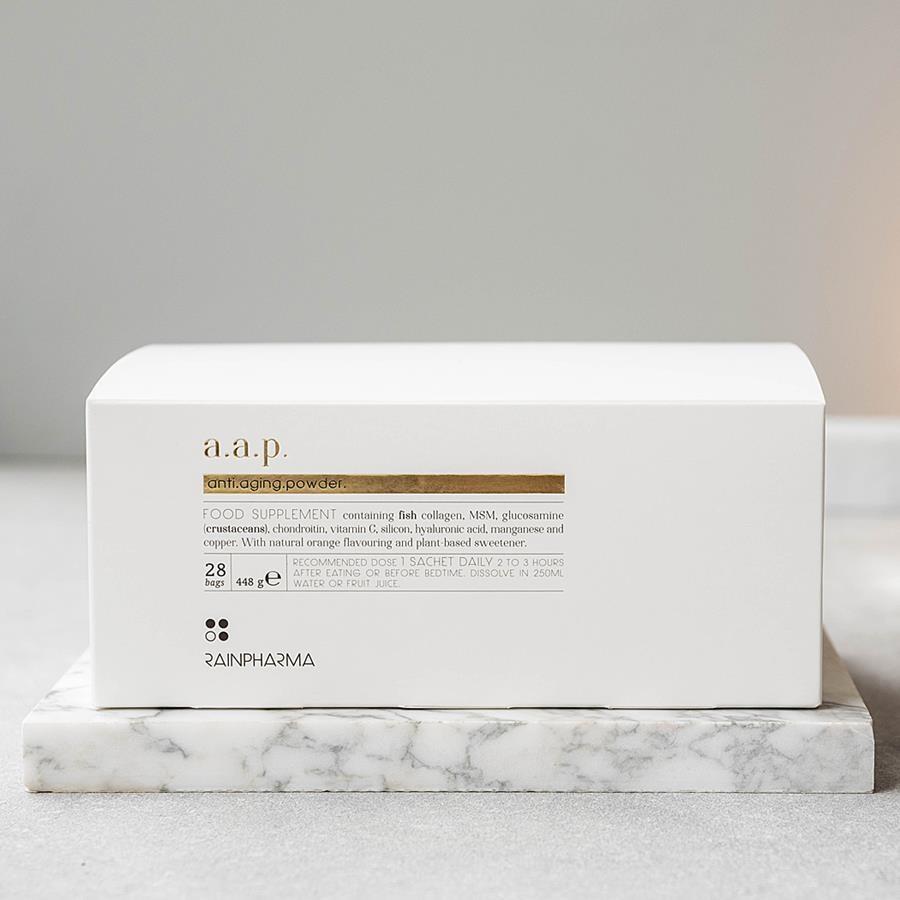 A.A.P. anti.aging.powder. Healthy Body Lounge