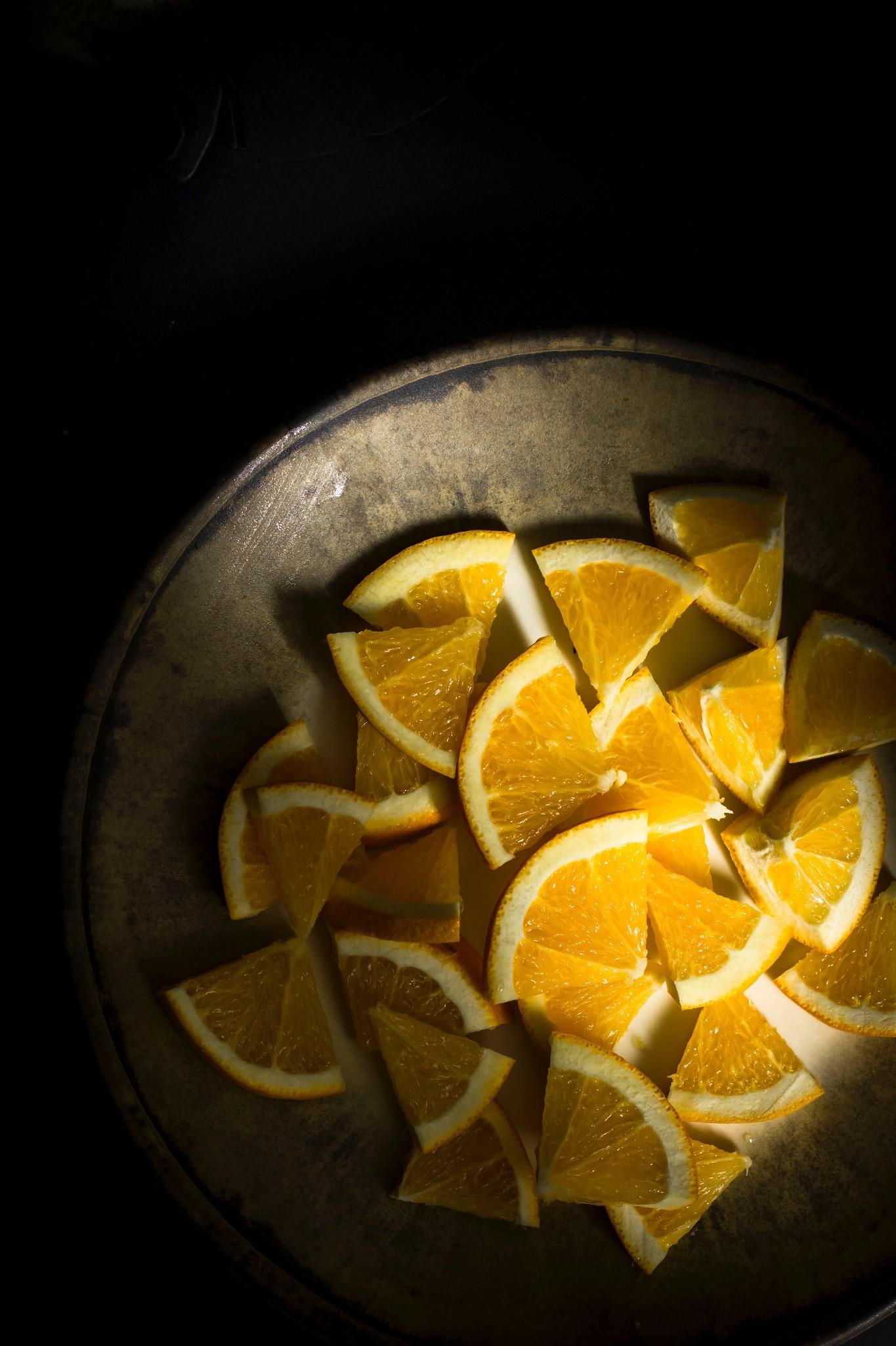 sinaasappels vitamine c