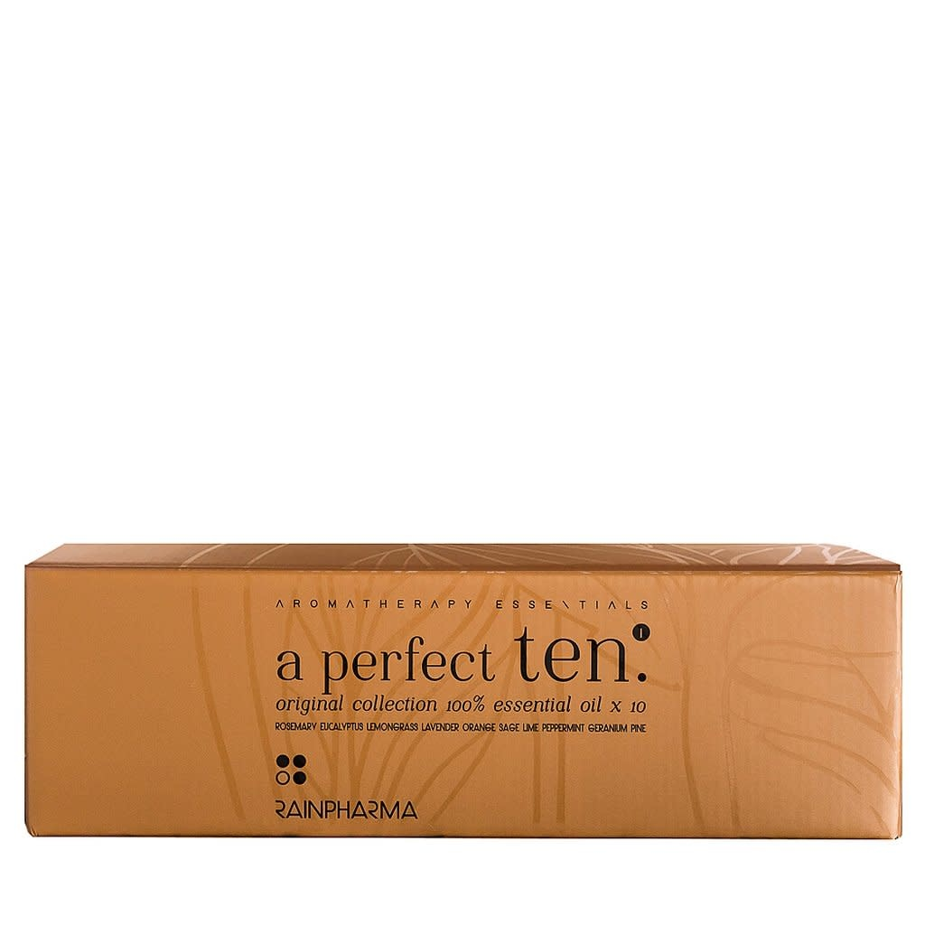A Perfect Ten Essential Oils - Original Collection 1-1