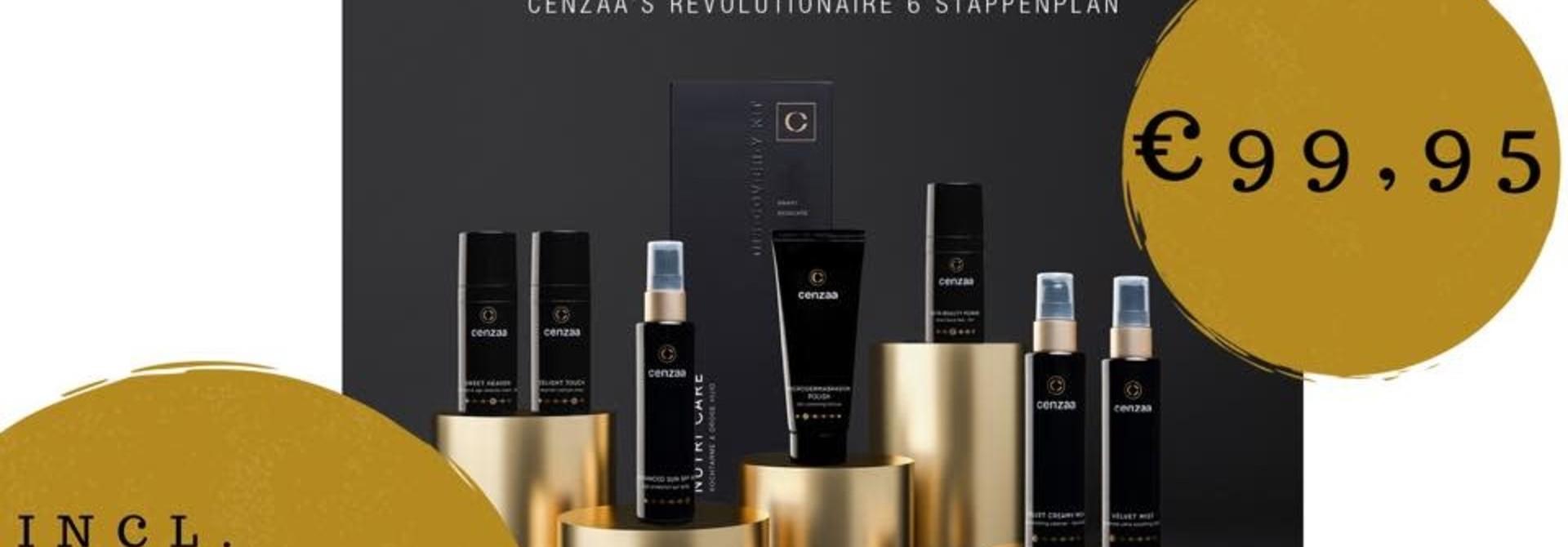 Cenzaa Discovery Kit - Ultra Moist 3.0