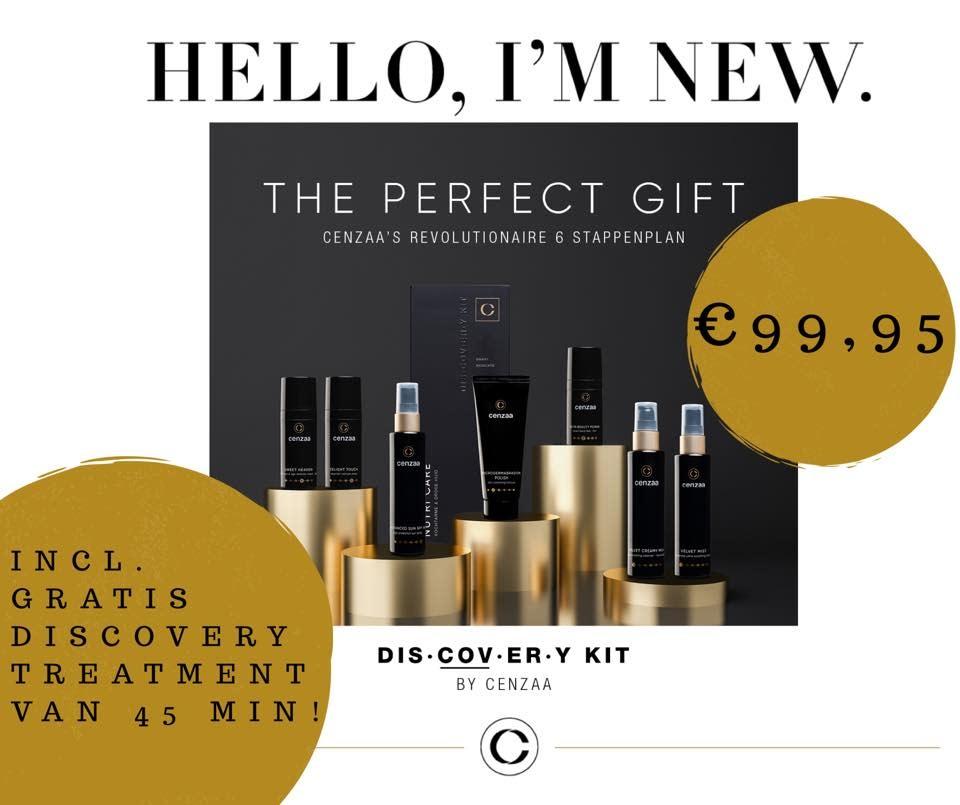 Cenzaa Discovery Kit - Ultra Moist 3.0-1