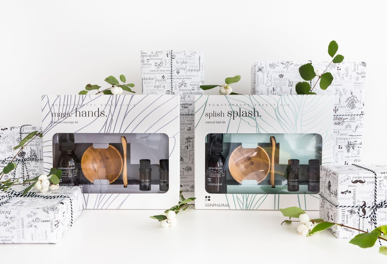 Magic Hands Natural Massage kit-2