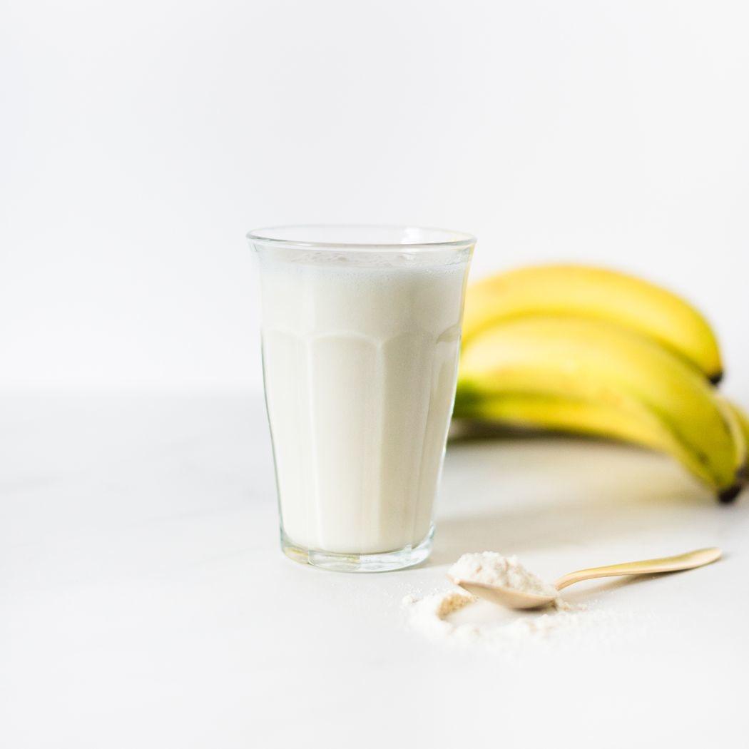 Blissfull Banana - Banaan Eiwit Shake-4