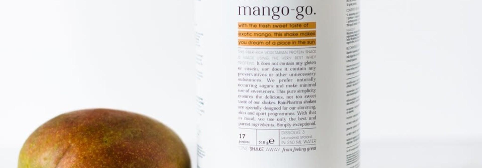 Eiwitshake Exotic Mango-go