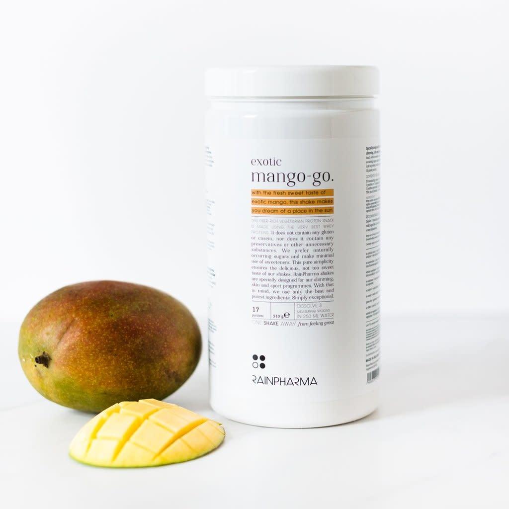Eiwitshake Exotic Mango-go-1