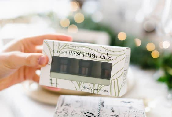 Trio Set Essential Oils |FRESH & FRUITY | Essentiële Olie-2