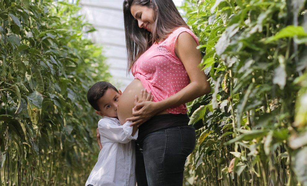 Etherische oliën voor kinderen en baby's