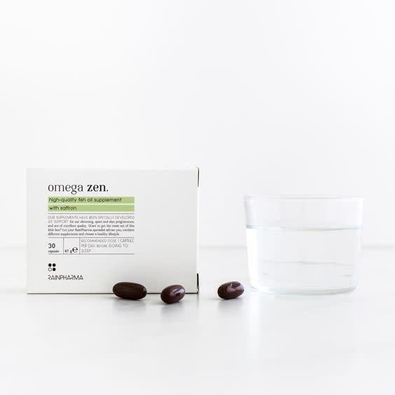 Omega Zen met Visolie
