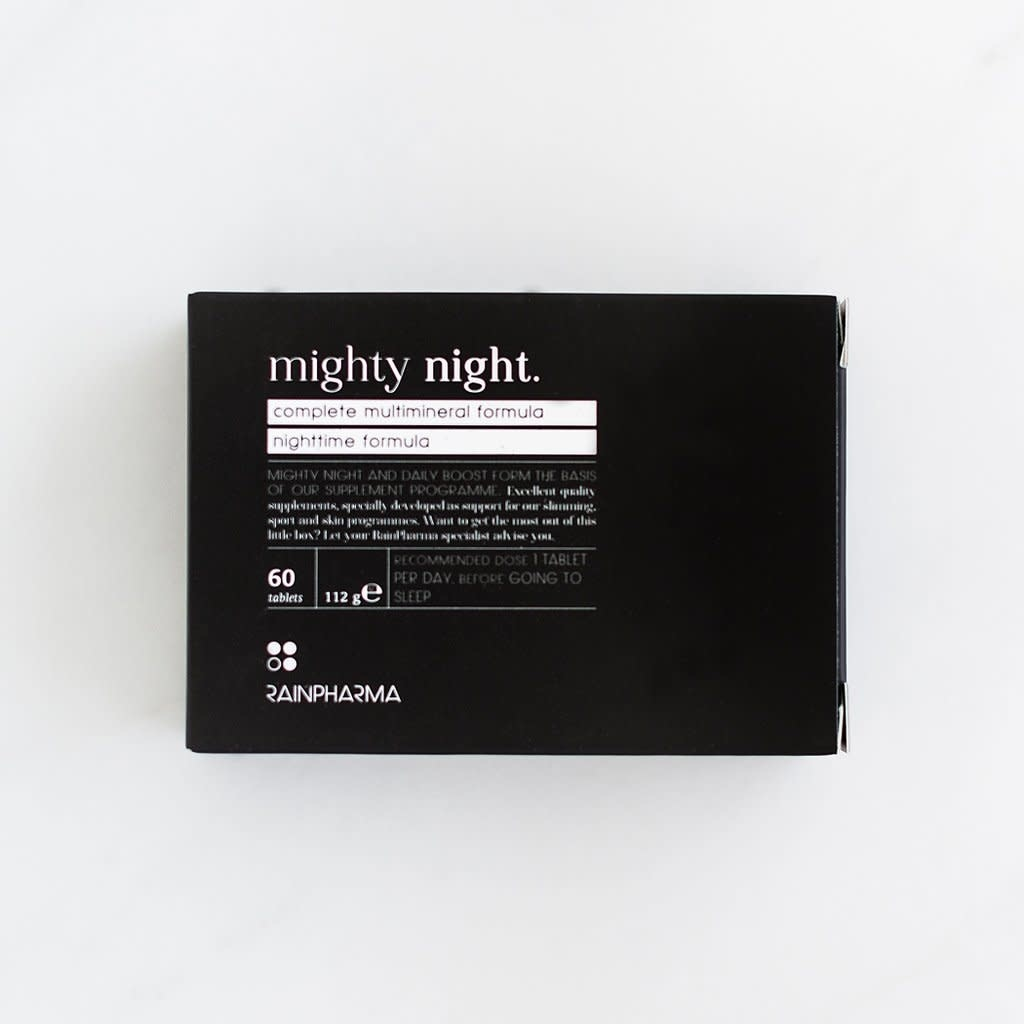 Voedingssupplement Mighty Night