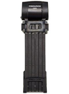 TRELOCK Vouwslot Trelock FS 460/100 Cops L - Zwart