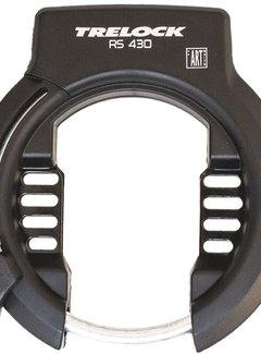 TRELOCK Ringslot Trelock RS430 Art. 2 - zwart - Sleutel uitneembaar