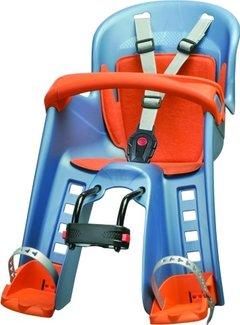 POLISPORT Kinderzitje voor Polisport Bilby-JR - blauw / oranje