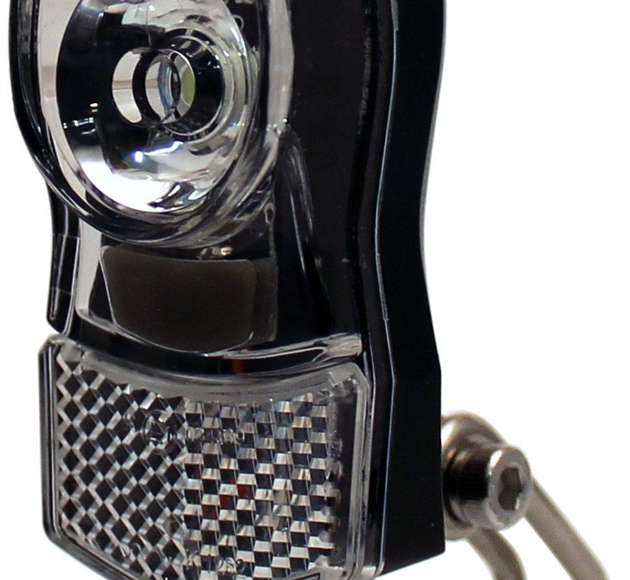 Koplamp MARWI UN-4800 LED - Zwart - Batterij  (OEM verpakking)