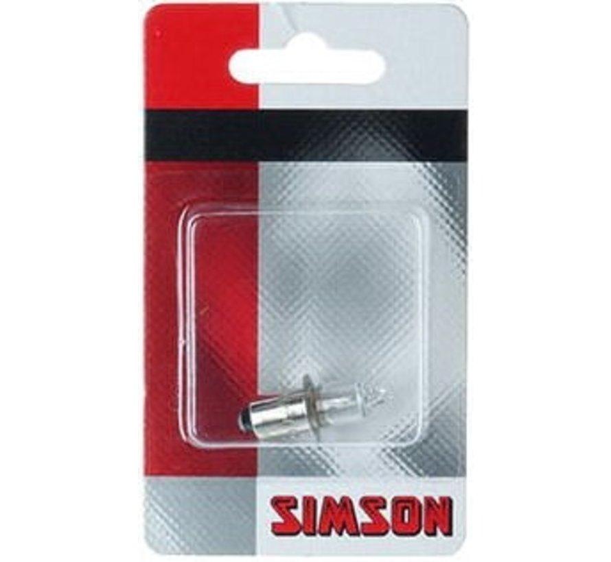Simson Fietslampje 6V 3W - Extra Sterk