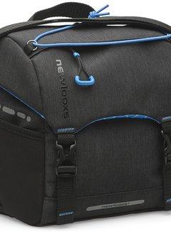 NEW LOOXS Stuurtas New Looxs KLICKfix Handlebar Bag Black - 7,5 liter