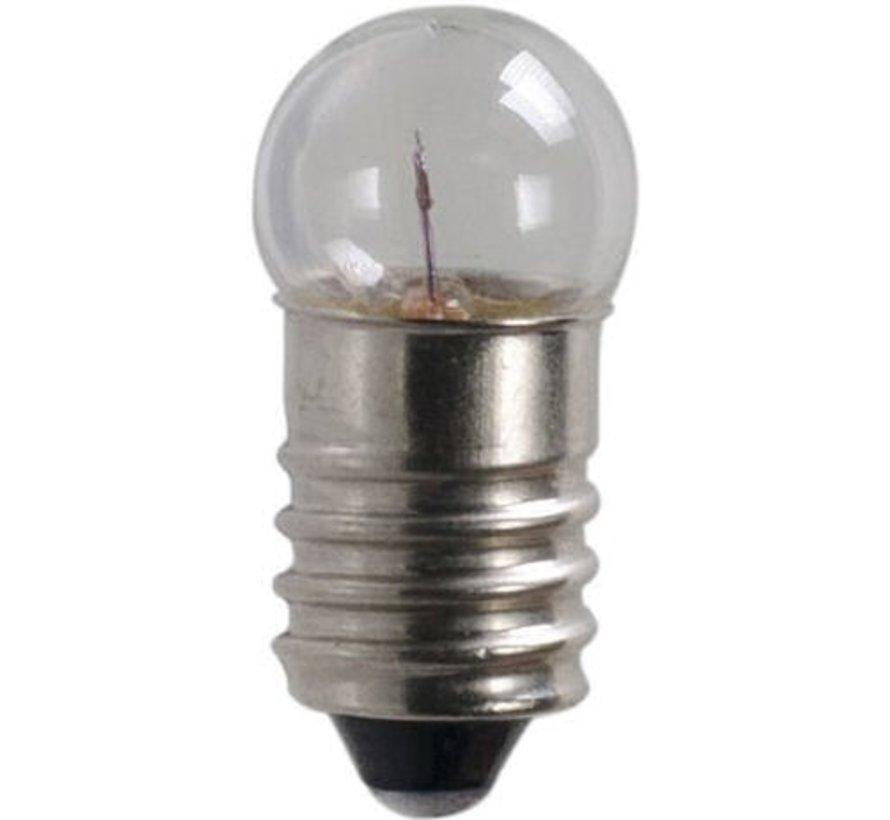 Simson Fietslampjes Achter 6V 0,6W (2x)