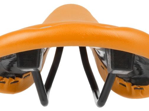 M-WAVE Zadel Fixie/Race  Oranje