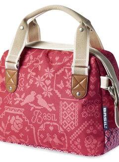 BASIL Stuurtas Basil Bohème City Bag - 8ltr. - vintage red