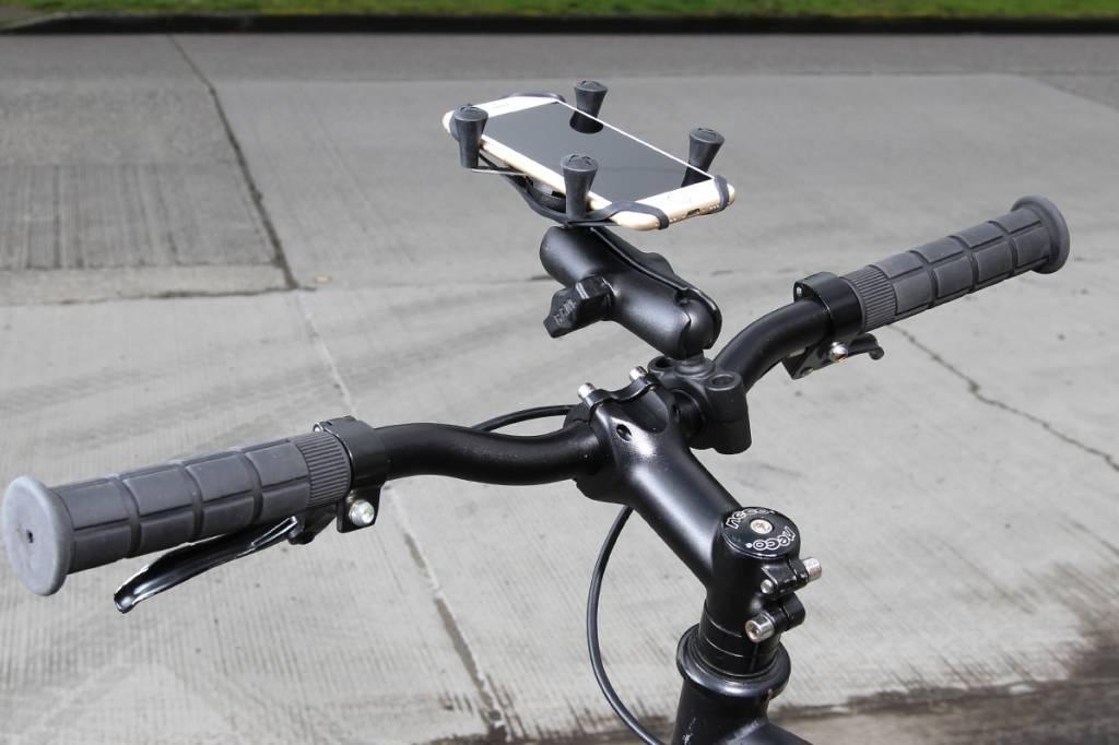 Appen op je fiets