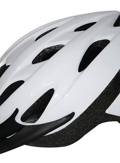 QT CYCLETECH Fietshelm QT Cycle Tech White Pearl (54-58 cm)