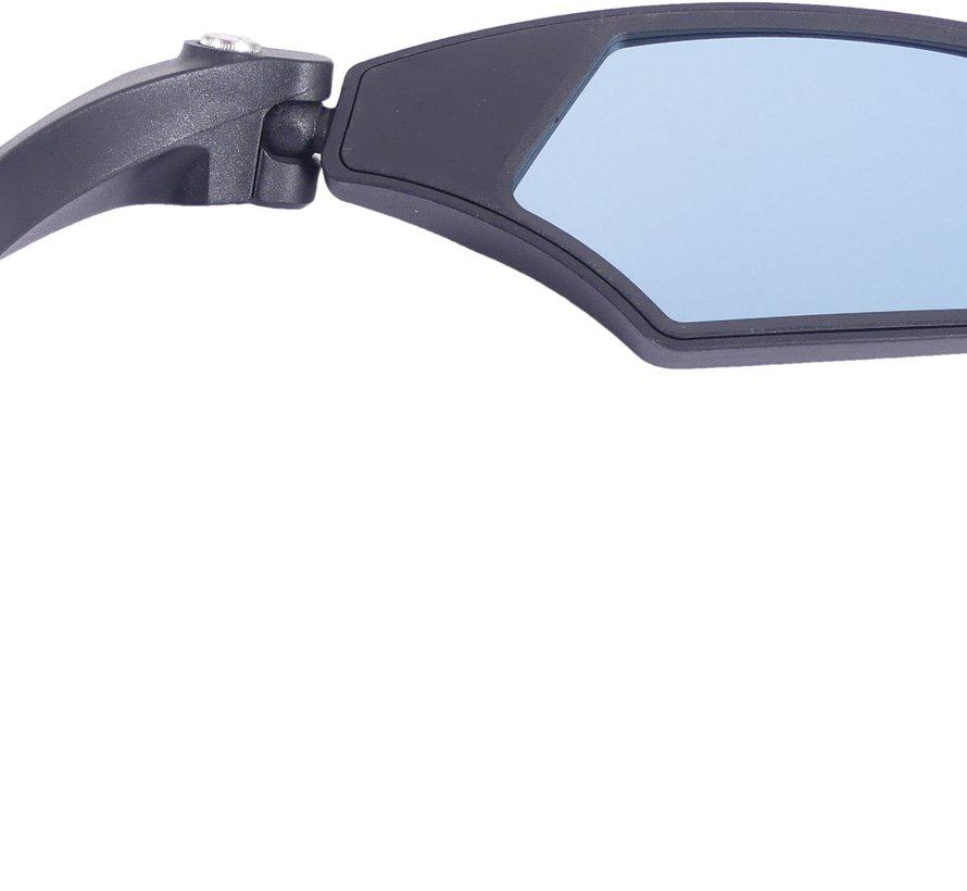 Spiegel Edge E-bike Excellent - Licht dimmend glas - Rechtse montage
