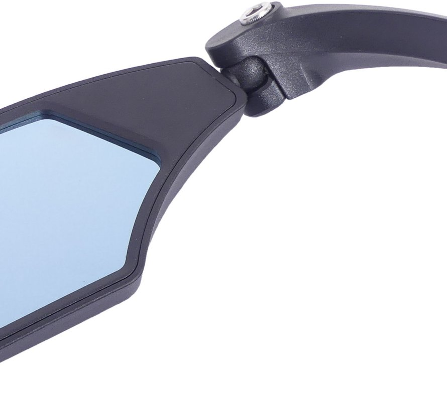 Spiegel Edge E-bike Excellent - Licht dimmend glas - Linkse montage