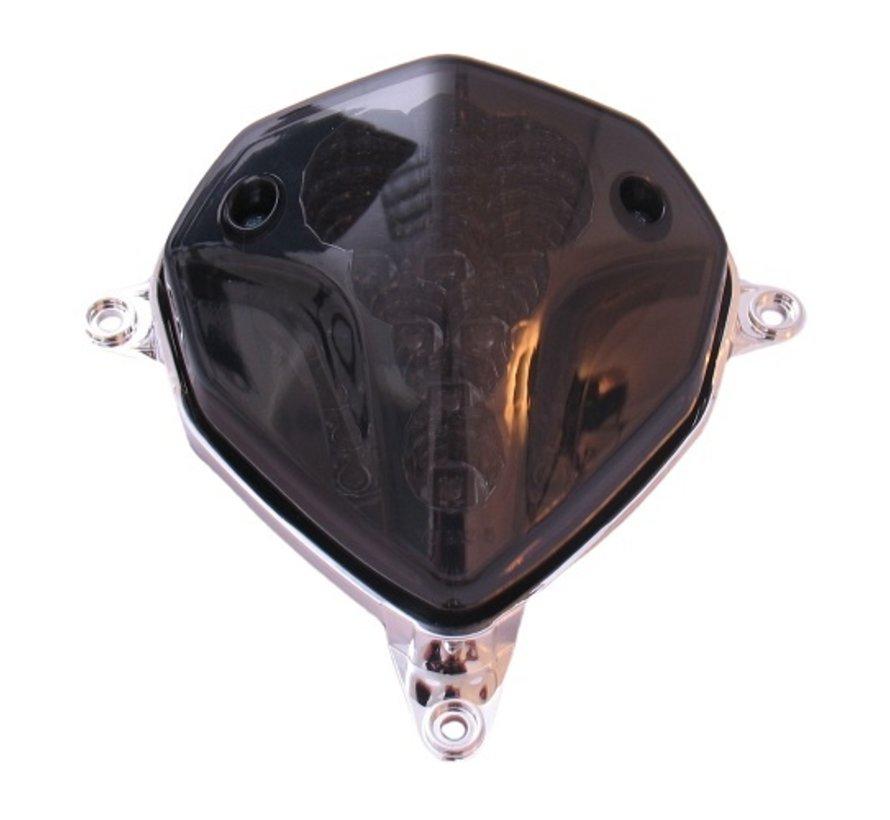 Achterlicht Led + richtingaanwijzer Edge Yamaha Aerox / MBK Nitro - Black Edition vanaf bouwjaar 2013