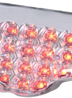 EDGE Achterlicht led  + richtingaanwijzing Gillera DNA/Runner tot bouwjaar 2005