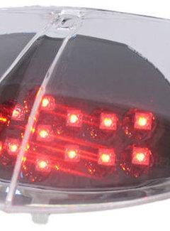 EDGE Achterlicht Led  + richtingaanwijzer Peugeot Speedfight 2  Black-Edition