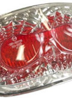 EDGE Achterlicht Led Aprilia tot bouwjaar 2004 - Bol Glas