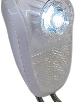 MARWI Koplamp Marwi-Mobile 1-led Wit (incl. batterijen)