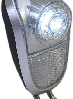 MARWI Koplamp Marwi Mobile 1-led - zwart/zilver