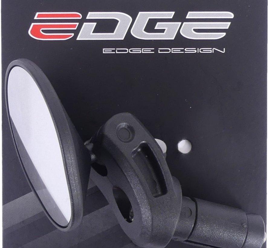 Spiegel Edge Mini - Rond - Bevestiging in stuur