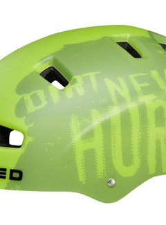 KED Fietshelm KED 5Forty L (57-62cm) - dirt green