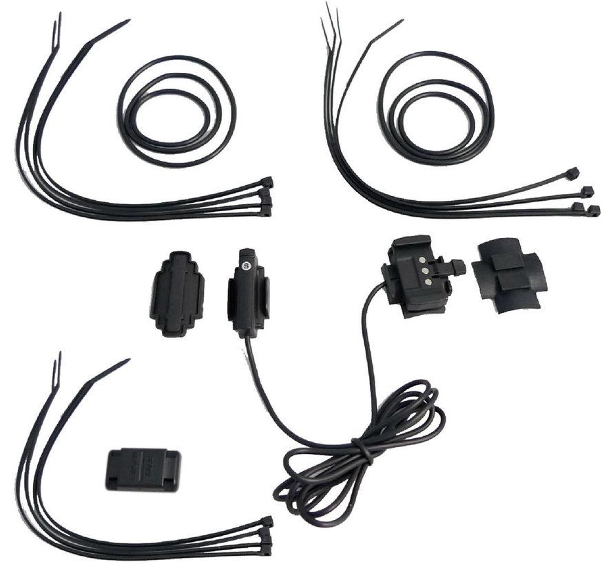 Echowell sensorset voor Touch-16