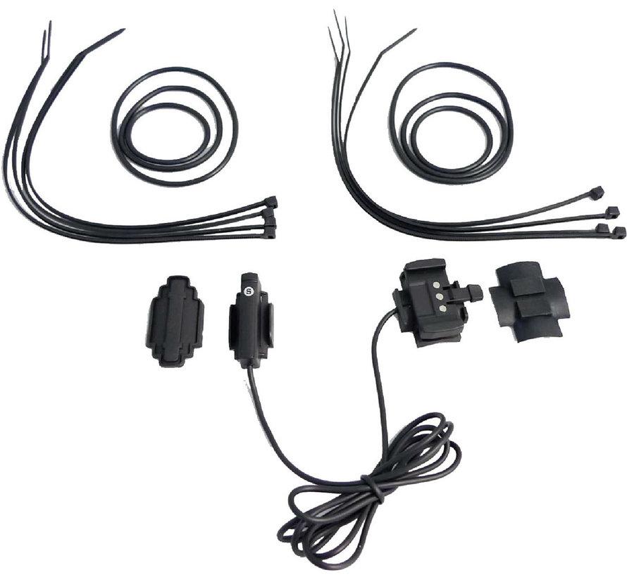 Echowell sensorset voor U4/U9/U12/Touch-9