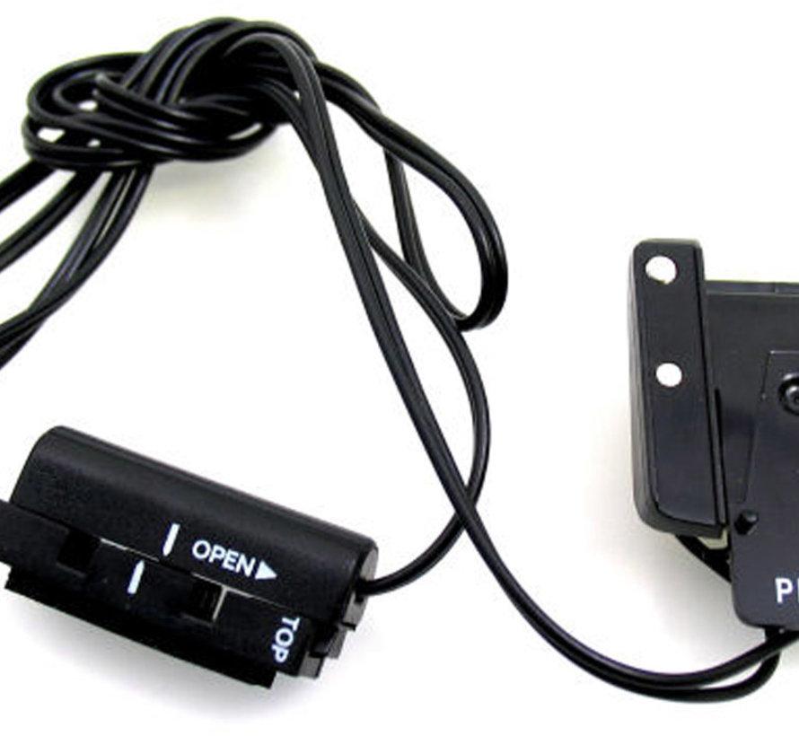 Snelheidszender Sigma schuifmodel (fietscomputers tot 2003)