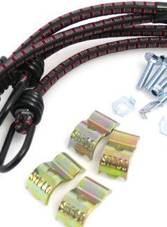 STECO Montageset incl. binder Steco Krat-Mee, Bag-Mee en Bag-Mee Comfort