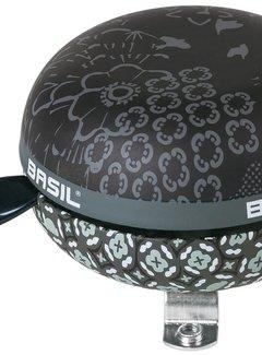 BASIL Fietsbel Basil Boheme Ø 80 mm - zwart