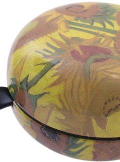 PROMOBELLS Fietsbel Ding-Dong ø80 mm Sunflower