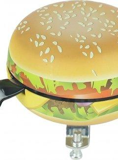 WIDEK Fietsbel Widek Ding Dong Food hamburger (op kaart)