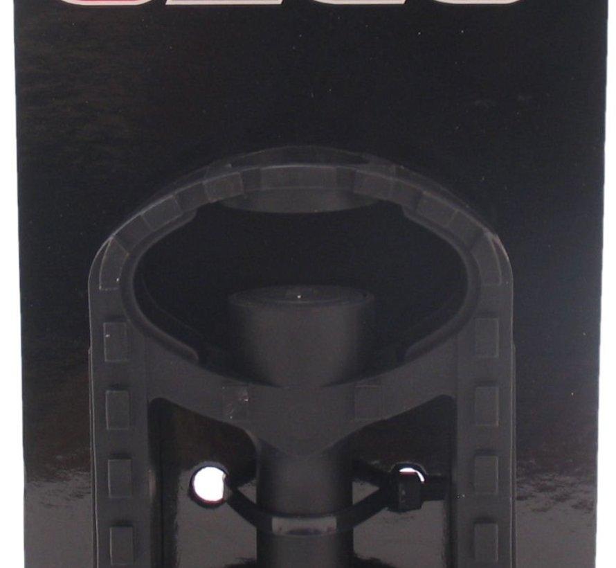 Pedaalset Edge MTB Eco kunststof - zwart