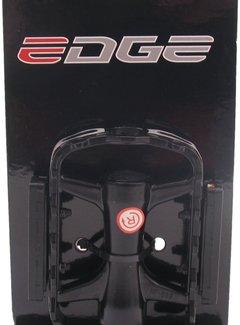 EDGE Pedaalset Edge MTB Low Profile - Alu zwart met polish zijkant