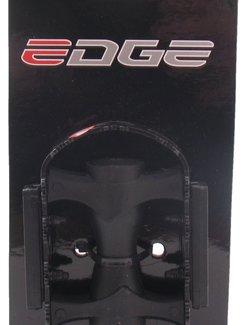 EDGE Pedaalset Edge MTB kunststof met ijzeren rand - zwart
