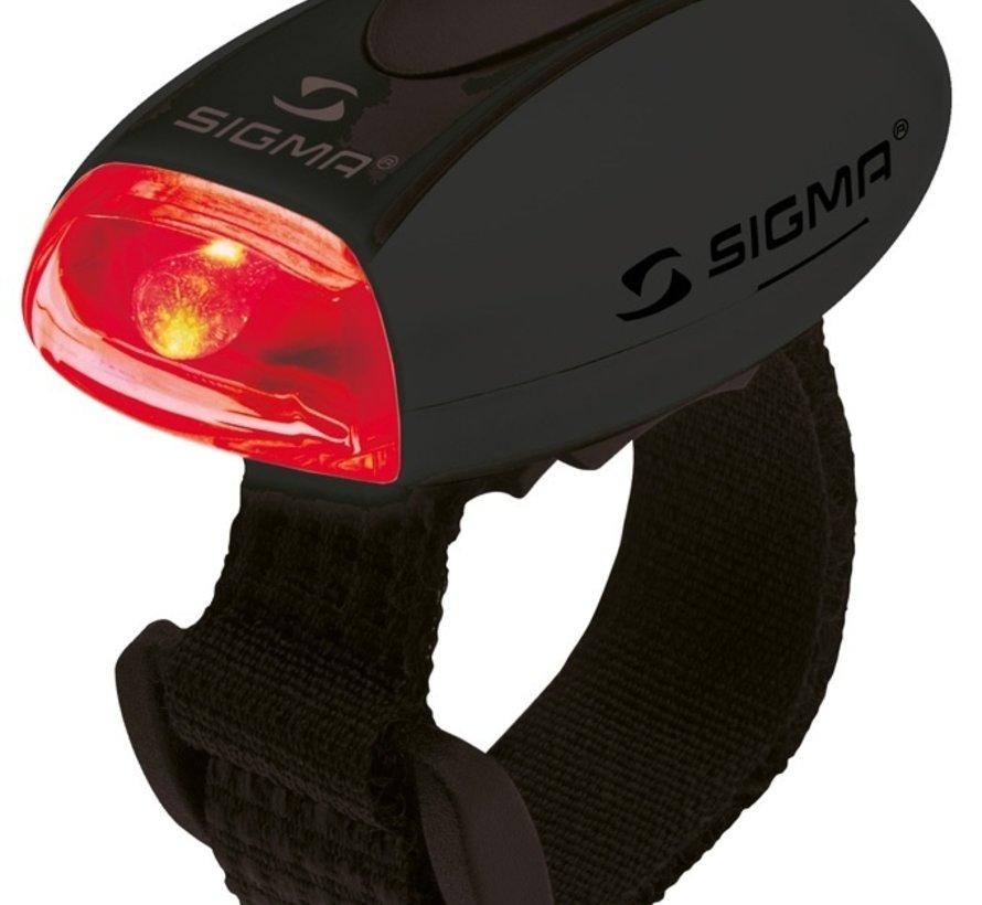 Achterlamp Sigma Micro Black